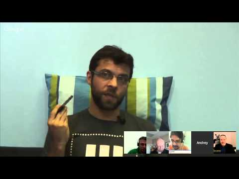 Google Q&A+ (January) Andrey Lipattsev +Bill Slawski +Ammon Johns +Eric Enge