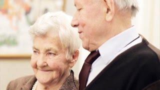 Вологжане Виталий и Гранислава Лыковы отметили бриллиантовую свадьбу