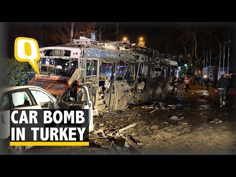 Second Car Bomb in a Month Kills 34 in Turkish Capital, Ankara