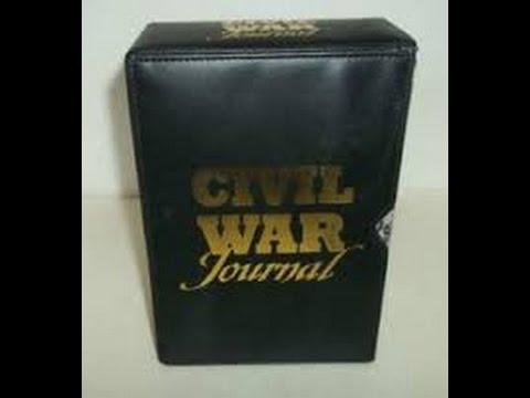 Civil War Journal:  John Brown's War