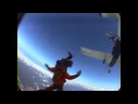 SKYDIVING WITH MY ANGEL LISE