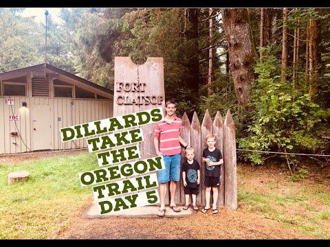 Dillards Take The Oregon Trail! -Day 5 (Part 5/10)