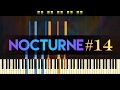 Download Nocturne in F-sharp minor, Op. 48 No. 2 // CHOPIN MP3 song and Music Video