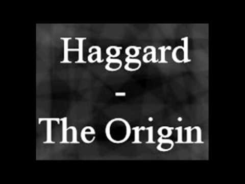 Haggard - The Origin instrumental
