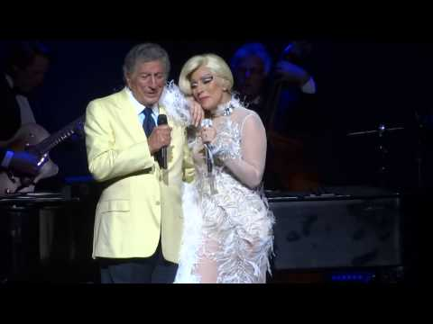"""But Beautiful"" Tony Bennett & Lady Gaga@Borgata Event Center Atlantic City 7/24/15"