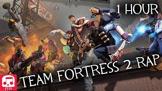 """Team Fortress 2 Rap (1 HOUR) by JT Music - """"Meet The Crew"""""""