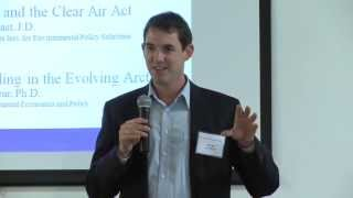 State Utility Regulation and the Clean Air Act, with Jonas Monast