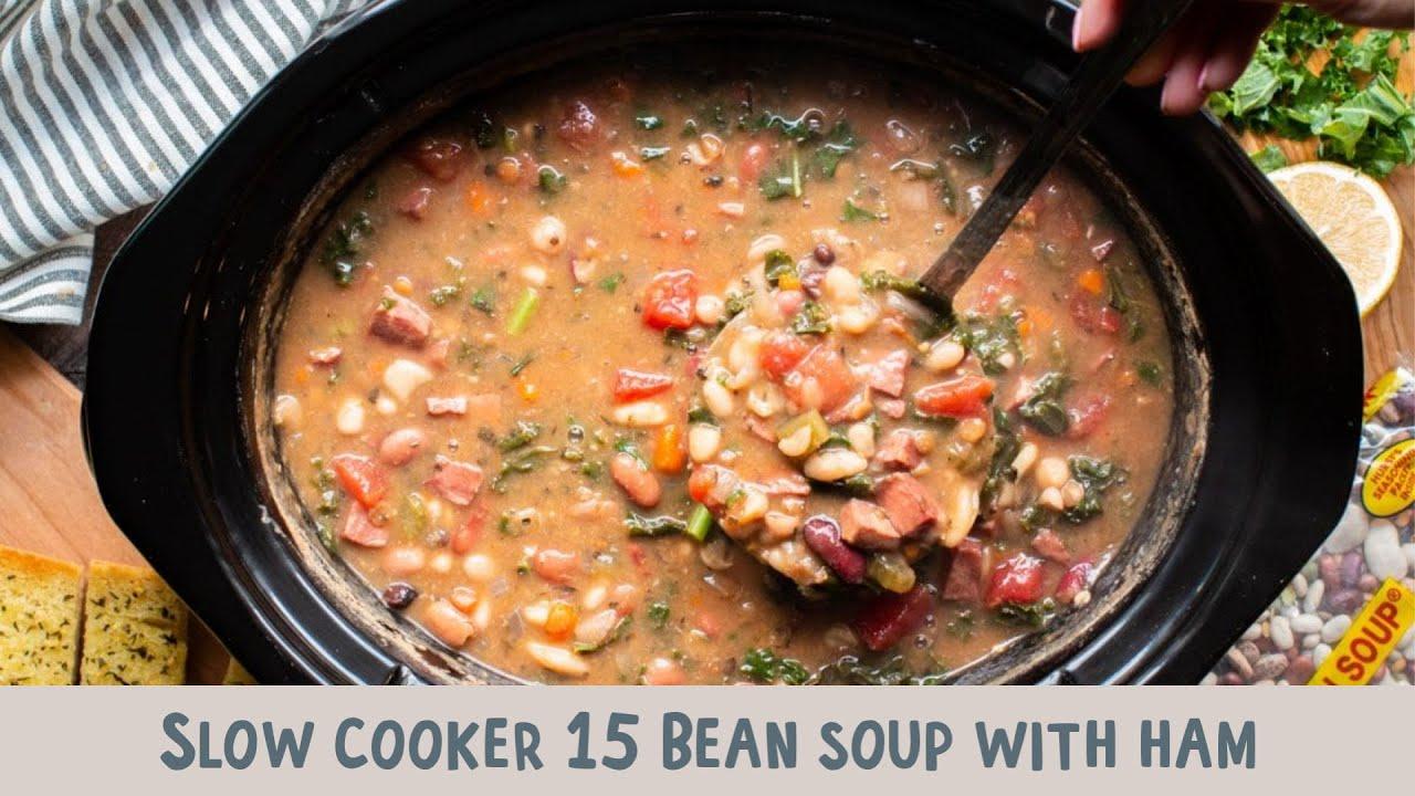 Hurst 15 Bean Soup Recipe