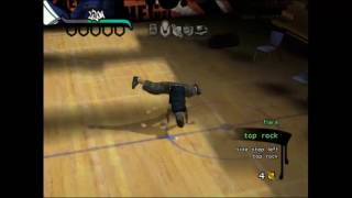 bboy lilou in real vs in game bboy the game 2016 Resimi