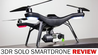 3D Robotics Solo Smart Drone With Solo Gimbal - Long Term Review