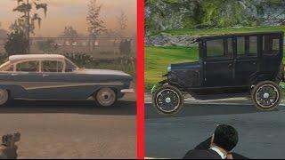 Mafia 3 vs Mafia 1 (№2)