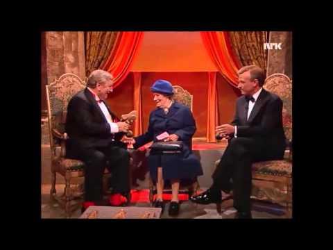 "Modern overrasker Rolv ""Fleksnes"" Wesenlund på 60-årsdagen"