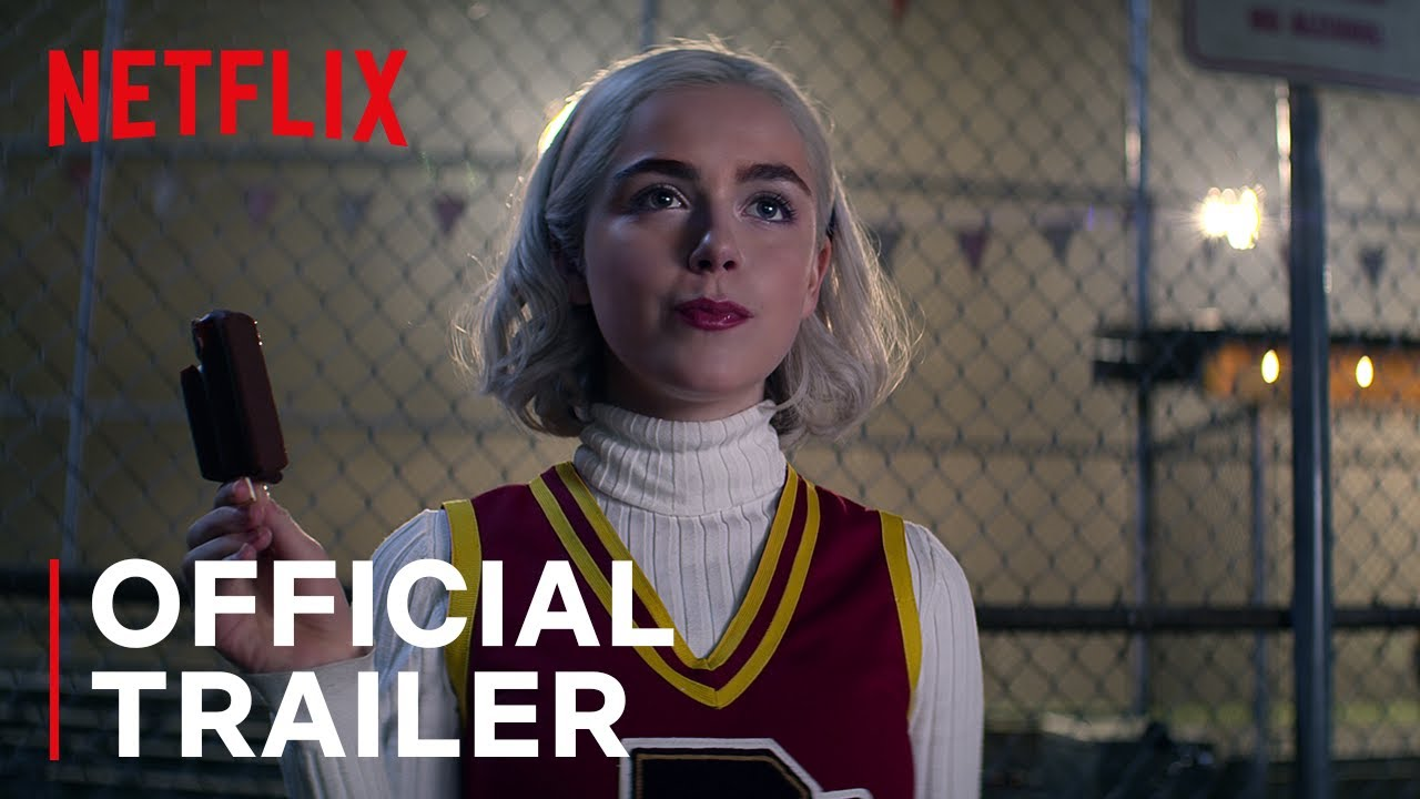 I went to Hell for Netflix's Chilling Adventures of Sabrina part 3