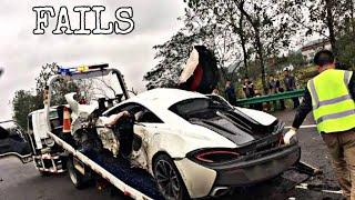 Expensive Car Fails |Funny| |OMG| #1