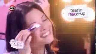 Disney Violetta - Make Up Diary Pocket - Giochi Preziosi