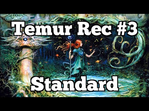Temur Rec #3 | Standard [Arena]