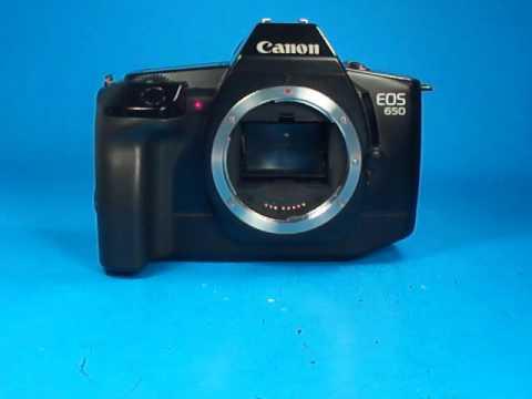Canon EOS 650 161210