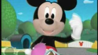 Mickey Mouse Clubhouse Intro and Ending (Hot Dog Song) . Complete
