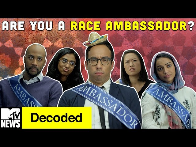 Do You Speak for Your Entire Race? | Decoded | MTV News