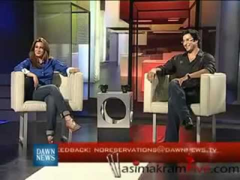 Wasim and Huma Akram  Interview - Part IV
