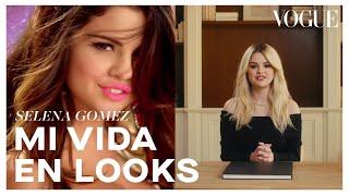 Selena Gomez revela sus looks favoritos desde 2007  Mi vida en looks  Vogue México