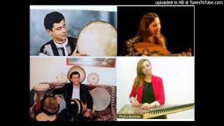 Longa Shahnaz לונגה שהנז - קבוצת נגנים של ארתור חודזייב