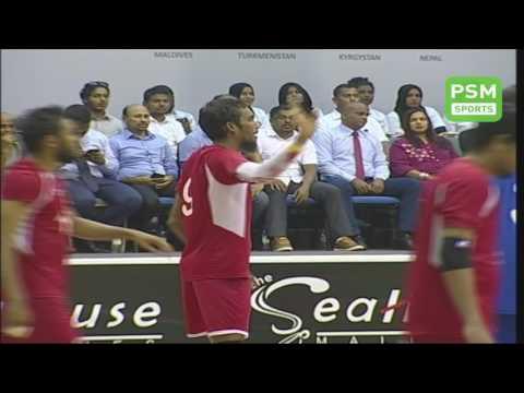 Maldives vs Kyrgyzstan 3rd set
