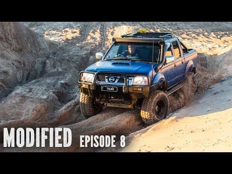 Modified Nissan Navara D22, modified episode 8