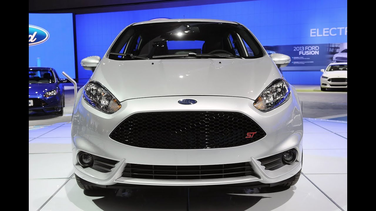 2016 ford fiesta st hatchback review youtube. Black Bedroom Furniture Sets. Home Design Ideas