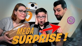 MEGA SURPRISE DANS 2 BOX GEEK !