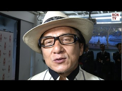 Rush Hour 4 & Shanghai Dawn Jackie Chan Interview