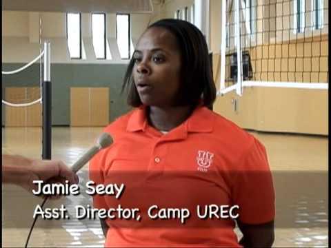 Appalachian State University Camp UREC