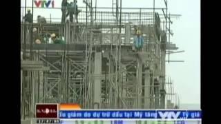 VTV1 Ban tin tai chinh kinh doanh trua 7 3 2013   Gamuda Land Vietnam