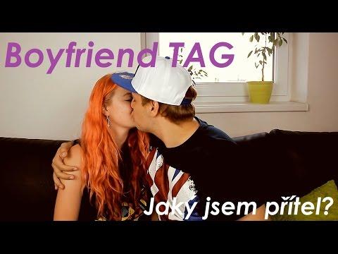Boyfriend TAG - Jaký jsem přítel?
