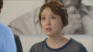 [Make a woman cry] 여자를 울려 33회 - Ha Hee-ra, looked at  choi jong hwan 'reproachfully' 20150808