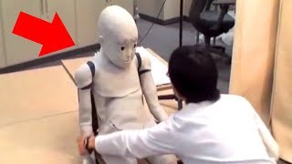10 SCARY Robots of the Future
