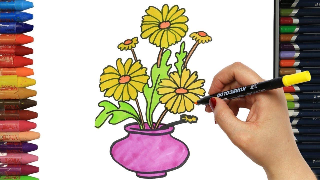Come colorare i fiori freschi - ViaggiaMondo