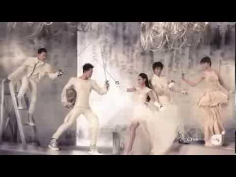 Chụp lịch TVB 2014-Lâm Phong(Raymond Lam)