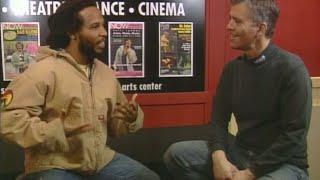 Ziggy Marley Interview @ Gannett, 2007