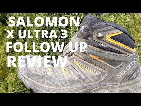 salomon x ultra 3 gtx dam review