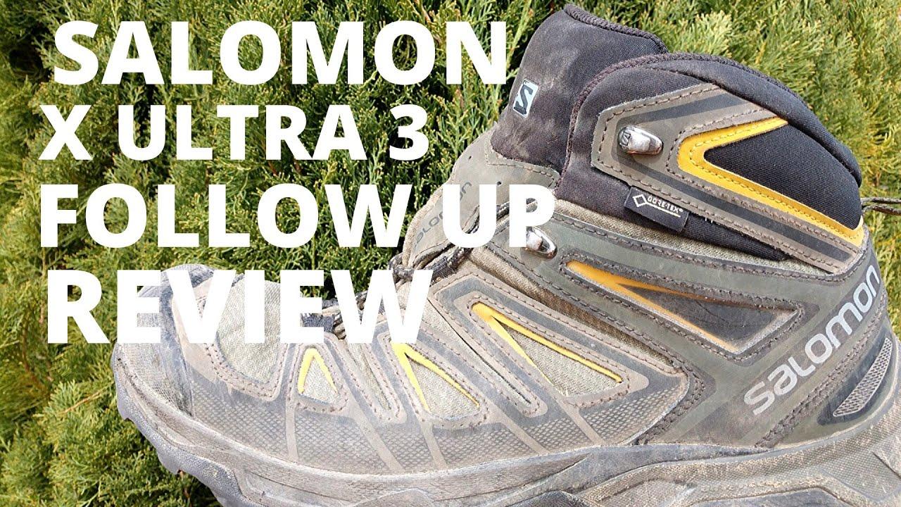 salomon x ultra 3 mid gtx 49 years