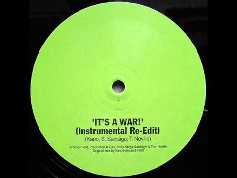 Santiago - It's A War (Instrumental Re-Edit)