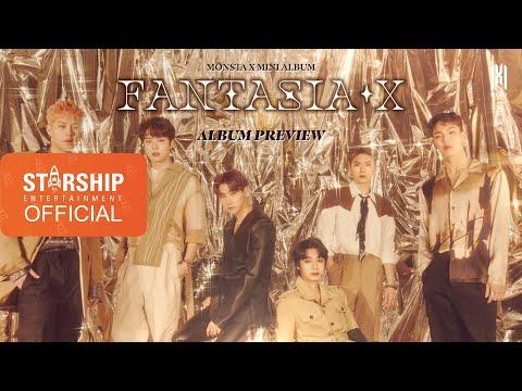 [Preview] 몬스타엑스 (MONSTA X) - 'FANTASIA X'