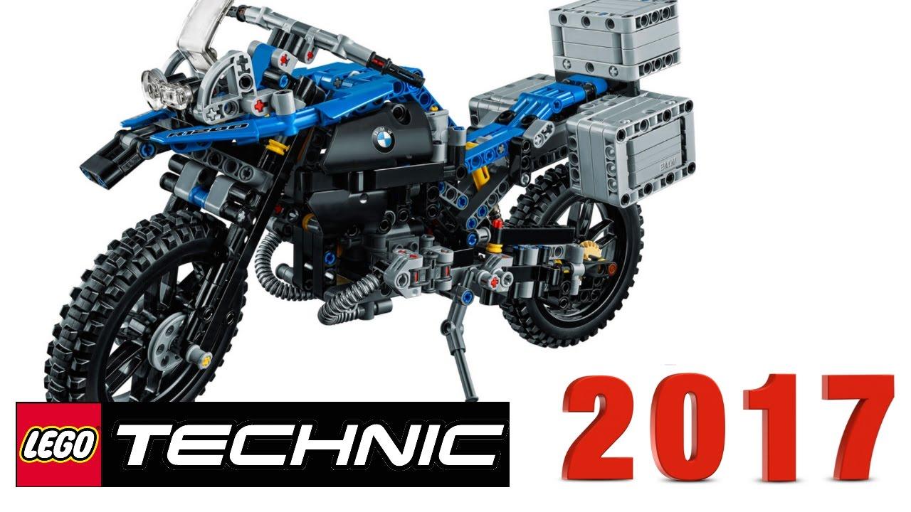 Лего техник мотоцикл бмв