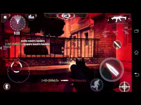 MC4| Modern Combat 4 - In company of Pro Players from Mc4 like [AsR]Akmalito,  using TYGR !!!