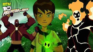 Ben 10: Protector of Earth All Cutscenes | Full Game Movie (Wii, PS2, PSP)