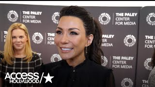 'Riverdale': Marisol Nichols Talks Mark Consuelos Being Cast As Hiram Lodge | Access Hollywood