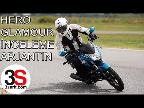 2017 Hero Glamour Motosiklet İnceleme, Arjantin
