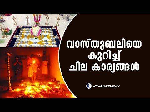Some facts about Vasthu bali | Pranavam | Ladies hour