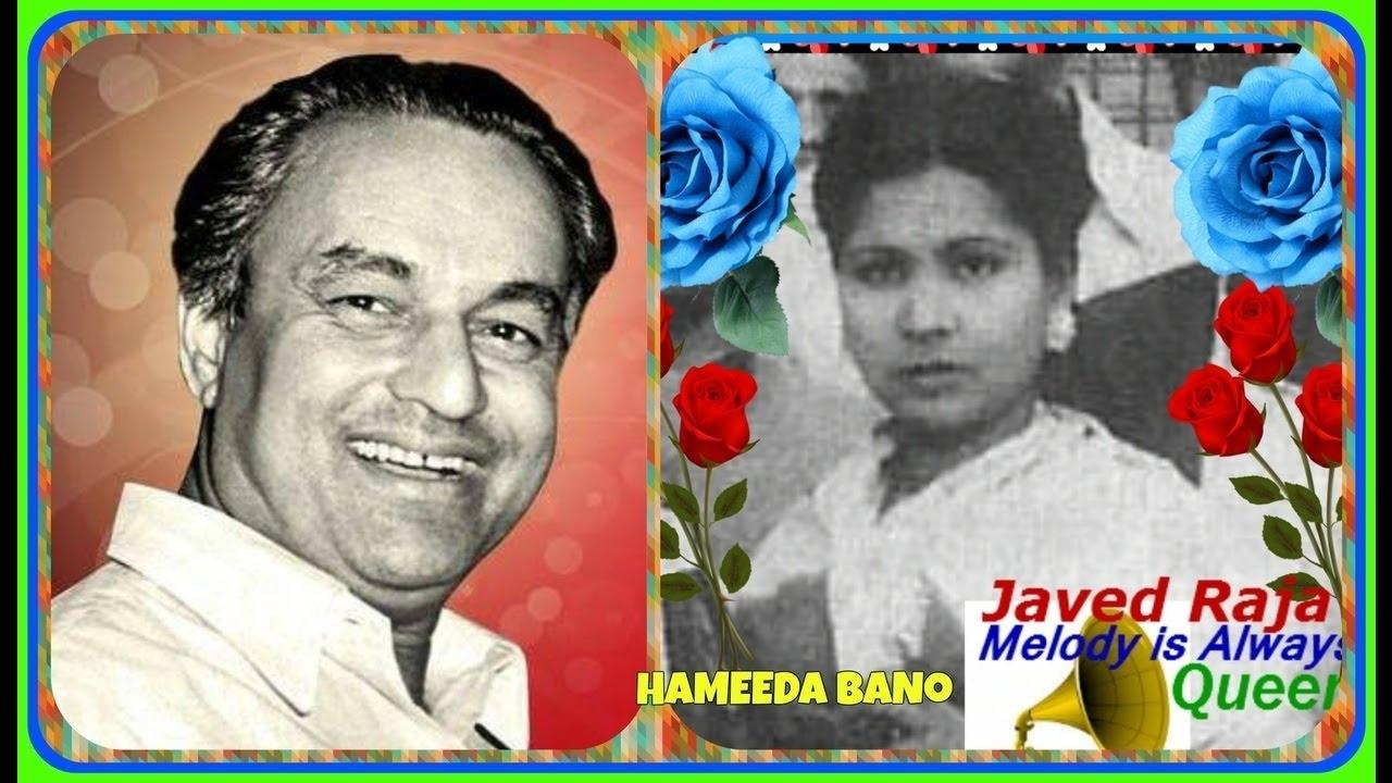 Download *.MUKESH & HAMIDA BANO~Film~TOHFA~{1947}~Mohabbat Kar,Jawani Hai~[Great Gem]~#